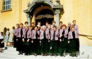 2000 Veszprémi egyházzenei kórustalálkozón